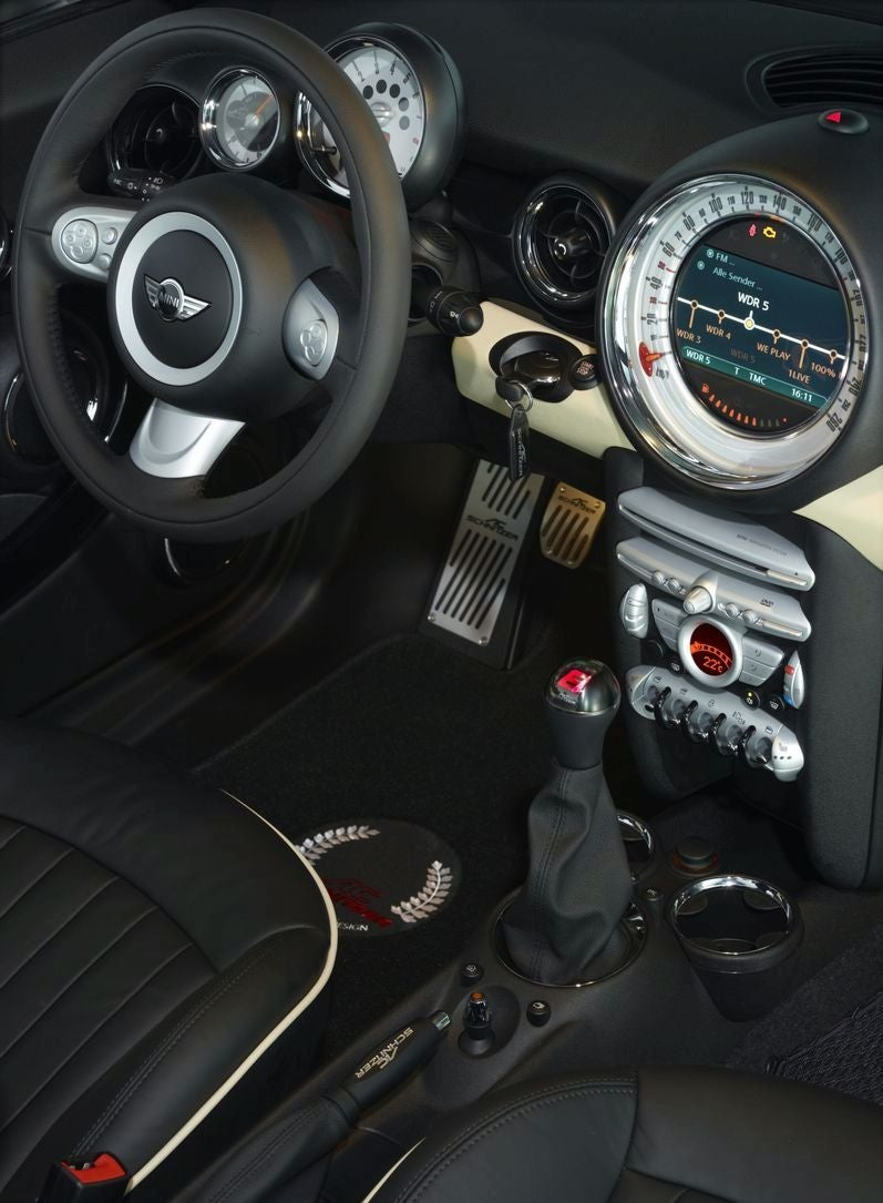 AC Schnitzer Tweaks Mini Cooper S Convertible