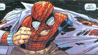 Tabletop Stories: Spidey Visits the Hospital