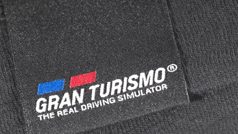 Let's Hope This Tasteful Gran Turismo Clothing Isn't Repeatedly Delayed