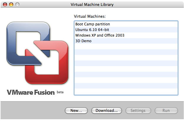 VMWare Fusion Review by Mossberg