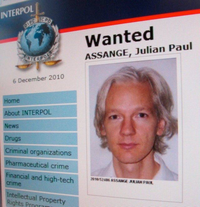 Julian Assange To Turn Himself In To Police
