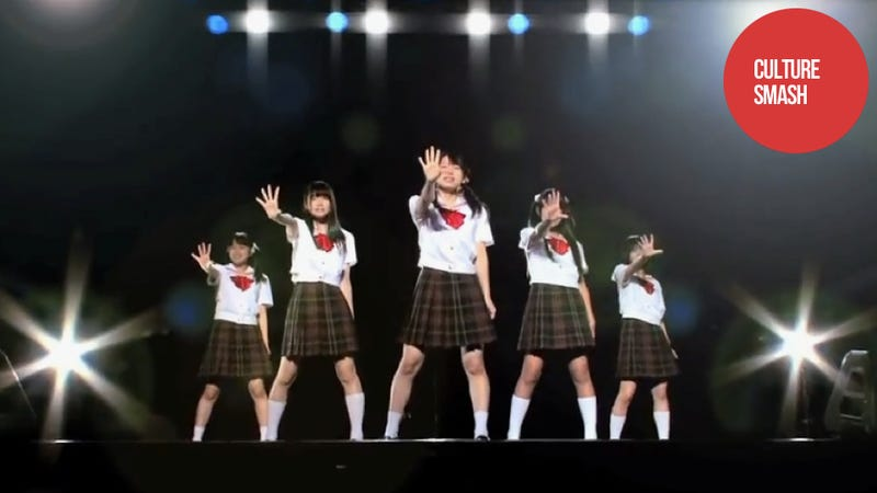 These Japanese Schoolgirls Hate Nuclear Power with a Cute Song