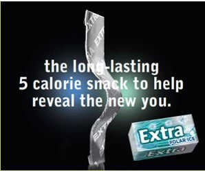 Chewing Gum: America's Newest Snack Food!