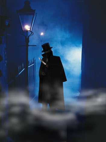EA Stalks The Streets Of London With Jack The Ripper
