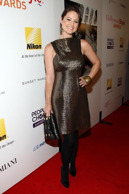 Starlets Look Boldly Awful At Hollywood Life Style Awards