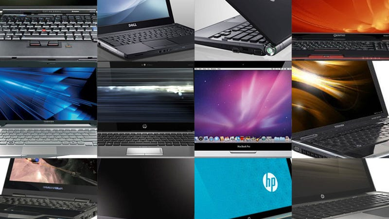 The Best Notebooks of 2010