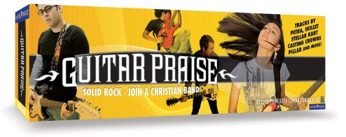 Christian Guitar Hero Clone Could Become Christian Rock Band Clone
