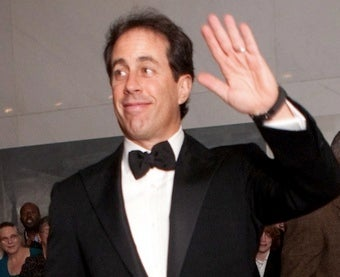 NBC Has Buyer's Remorse for Jerry Seinfeld