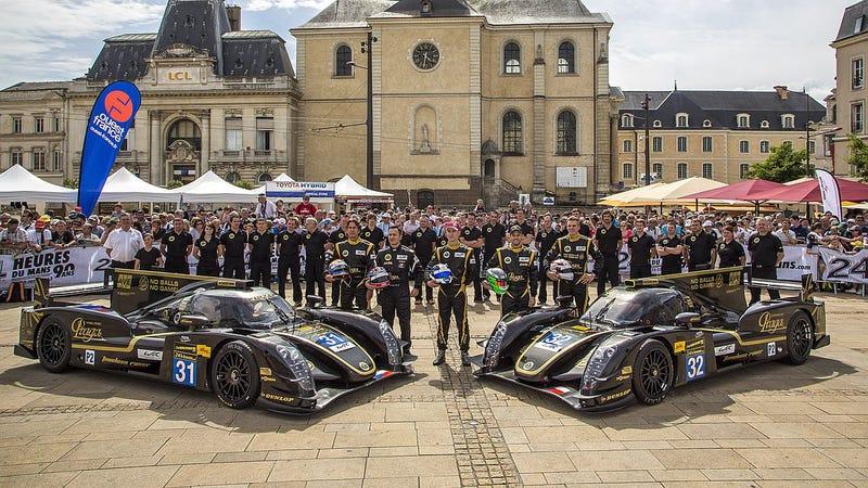 The Lotus Le Mans Team Just Got Seized