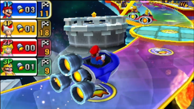 Mario Party Coming to 3DS This Winter