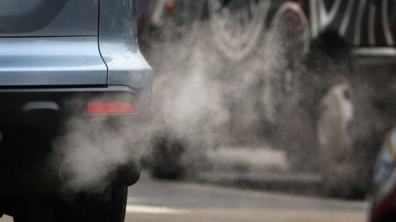 Study Says Car Pollution Kills More People Than Car Accidents