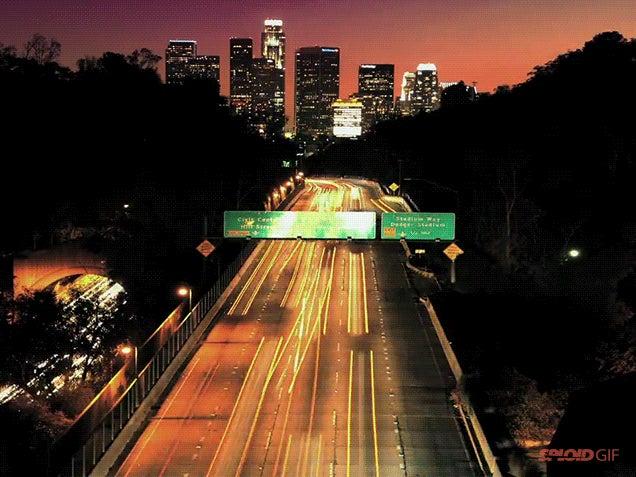 Good night, Los Angeles
