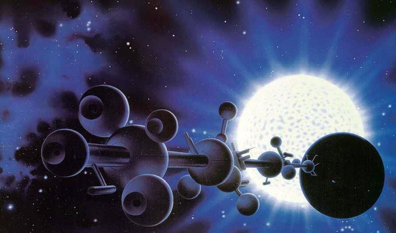 Welcome to the Culture, the Galactic Civilization That Iain M. Banks Built