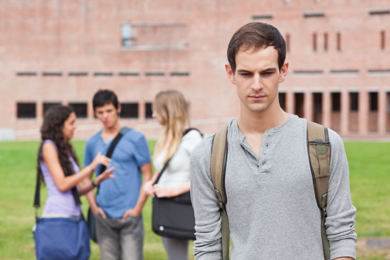 America's College Students Are Sad, Alert