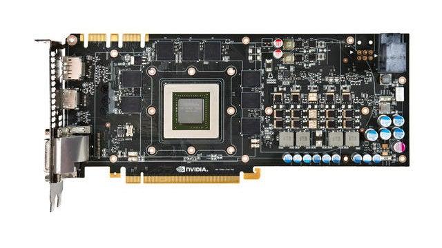 Nvidia GTX 680 Gallery