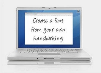 FontCapture Turns Your Handwriting into a Font