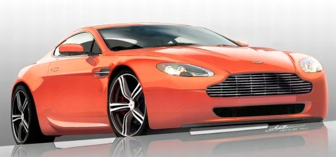 Aston Martin to Debut Special Editions in Frankfurt