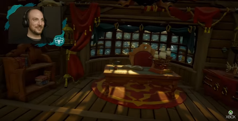 Rare's Pirate Co-Op Game Sea of Thieves Looks Dope