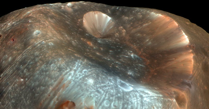 Earthlings' Next Home: Phobos?
