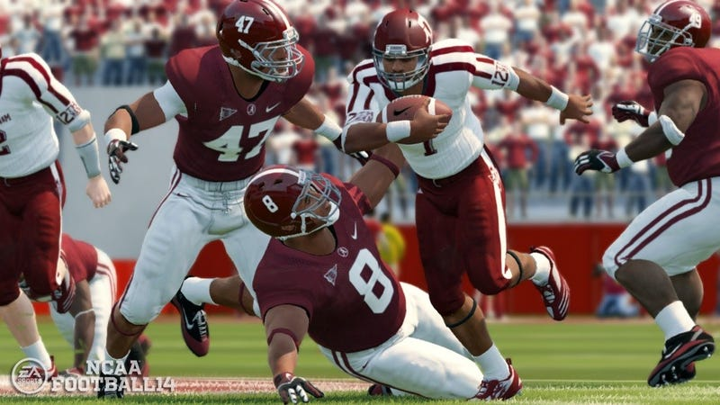 EA Sports' College Football Series Survives Another Three Years