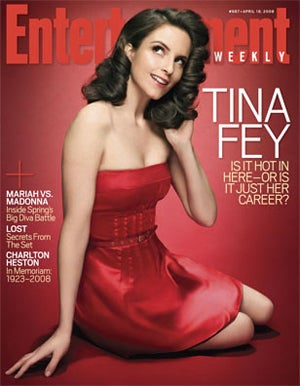 "Tina Fey: Comedienne, Cover Girl And ""Great Role Model"" For Women"