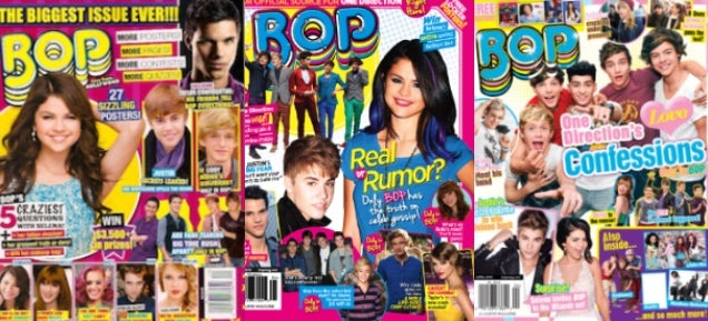 A Farewell to Bop, the Classic Teen Magazine (1983-2014)