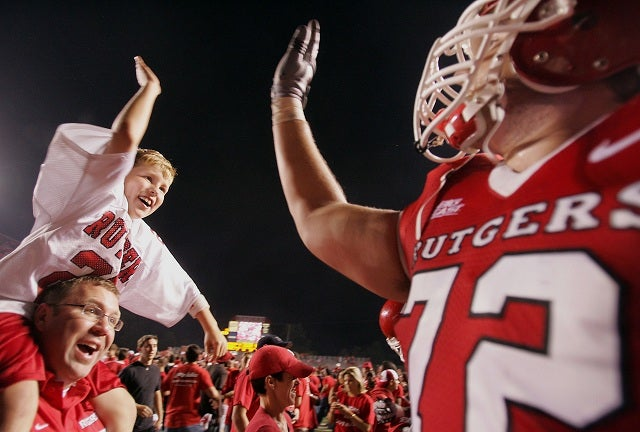 Reports: The Big Ten Wants Maryland And Rutgers