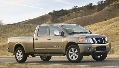 Nissan Ends Deal WIth Dodge Over Next-Gen Titan