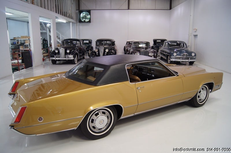 Elvis Presley Shot This Cadillac And It Can Be Yours For $230,000