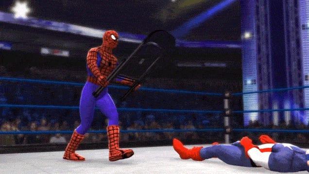 Wrestling Game Or Greatest Super-Hero Game Ever?