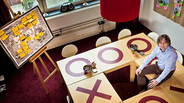 The Tic-Tac-Toe Office