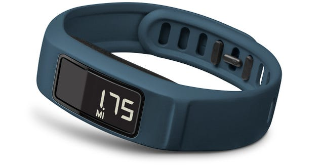 Garmin's vívofit 2 Fitness Band Shames Your Laziness With Audible Alerts