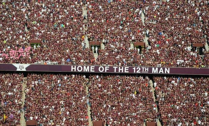Texas A&M's '12th Man' Seems To Be A Lawyer