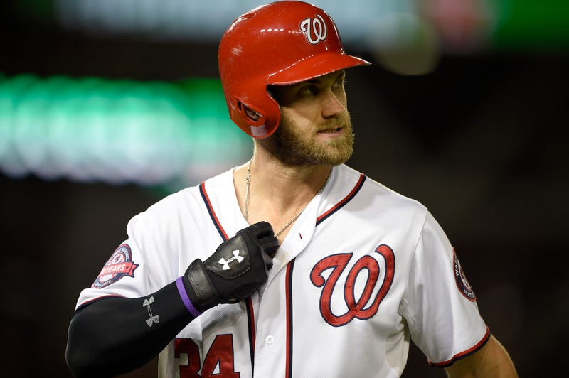 Galerry Bryce Harper s take on baseball s 'tired unwritten rules is