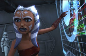 Clone Wars' Baby Jedi Is Marked For Death