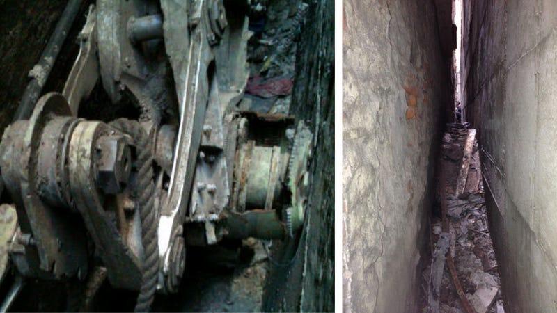 Landing Gear From A 9/11 Plane Found In Lower Manhattan