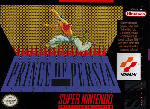 Wii Forgotten Sands Includes Co-op Play, SNES Prince Of Persia