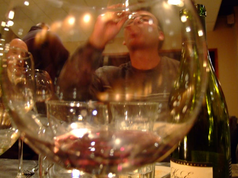 Study: You Are Drinking So Much Wine