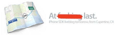 Apple iPhone SDK Liveblog Archive