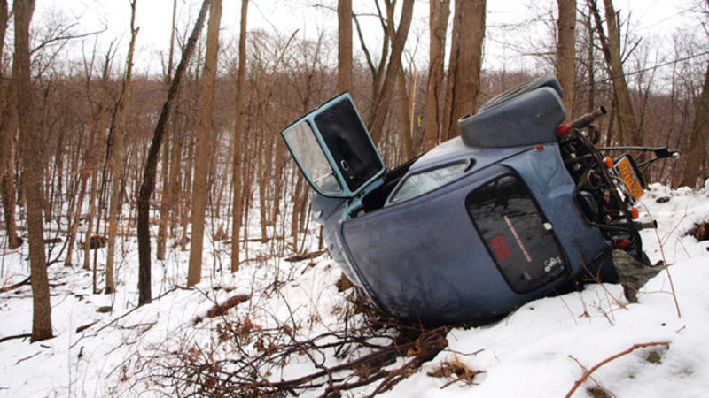 Reliving The Pain Of Hurting The Car You Love