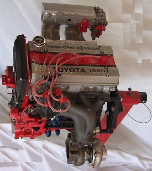 Engine of the Day: Toyota A