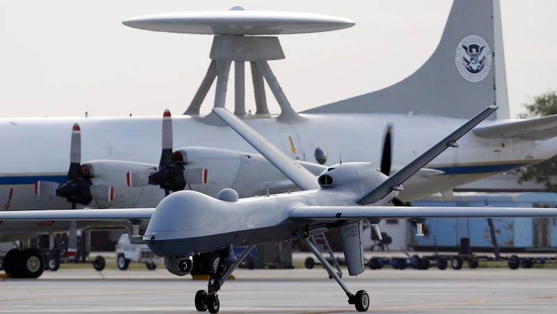The Washington Post, New York Times and a Bunch of Other News Organizations Helped Keep a CIA Drone Base Secret