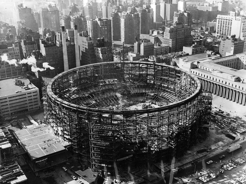 Madison square garden has 10 years to get out - History of madison square garden ...