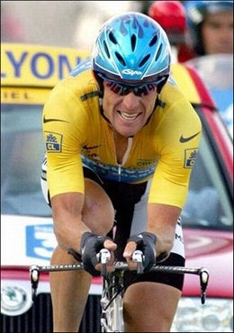 Can Lance Armstrong's Twitter Army Help Him Find His Stolen Bike?