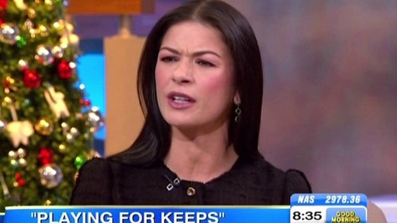 Catherine Zeta-Jones Is Tired of Talking About Being Bipolar