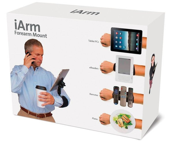 iArm: It Just Makes Your Life Better