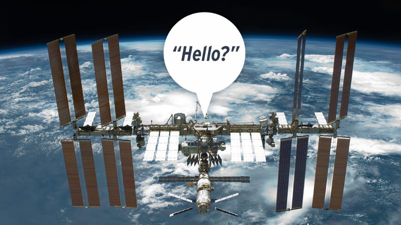 NASA Has Lost Communication Capabilities with the International Space Station (UPDATE)