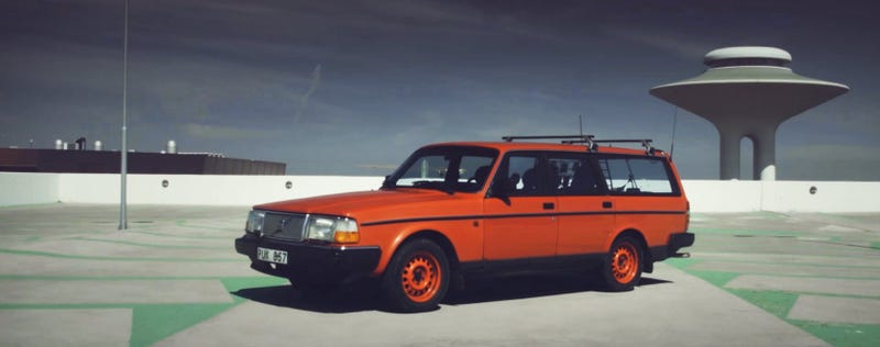Classified ad for old Volvo is as ridiculous as any new car commercial