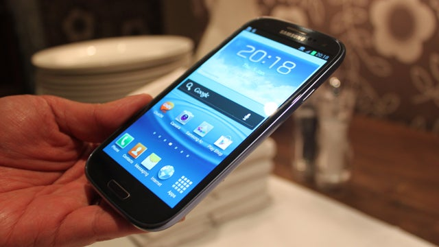 How Did Samsung Keep The Galaxy SIII Secret?