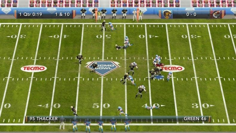Tecmo Bowl Throwback Micro-Review: Retro-Rockin' Football